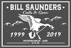 Bill Saunders Calls – Goose Call – Duck Calls Logo